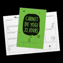 21 Days Yoga Diary
