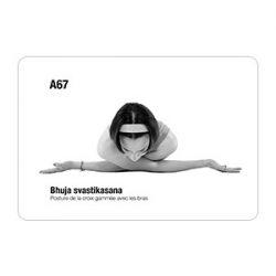 "336 cartes de yoga ""je pratique"""